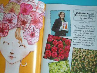 Catalogue close up