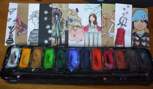 Moo colours