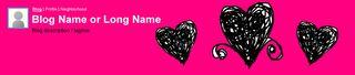 Scribbled hearts Vox-banner